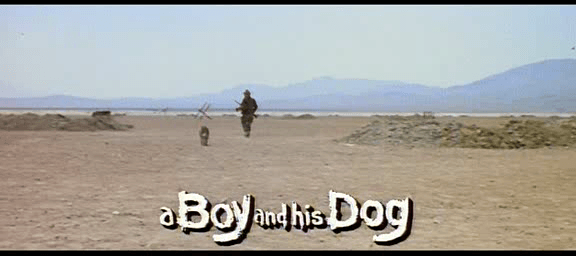 A Boy and His Dog film