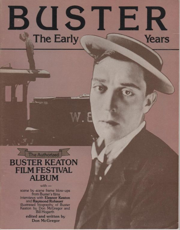 Buster Keaton: the Early Years